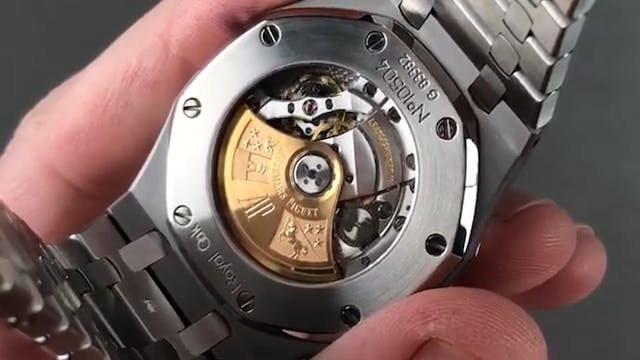 Audemars Piguet Royal Oak 39mm 15300S...