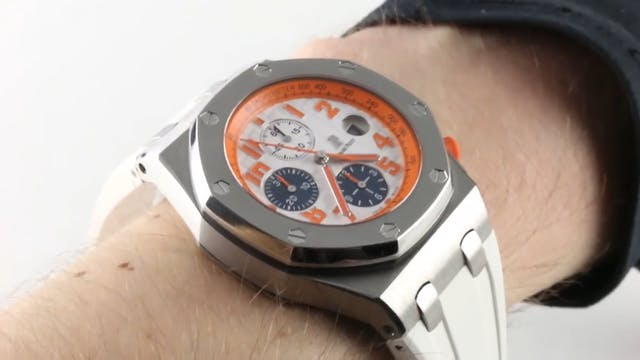 "Audemars Piguet Royal Oak Offshore ""G..."