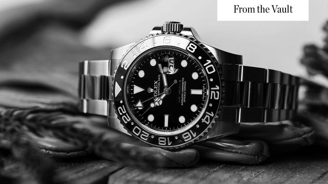 Rolex GMT-Master & Pilot's Watches