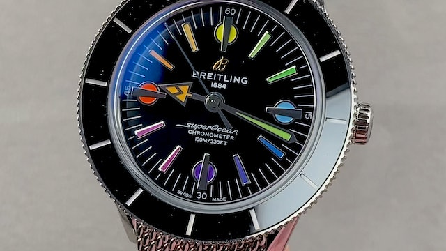 Breitling Superocean Heritage '57 Limited Edition A103701A1B1A1