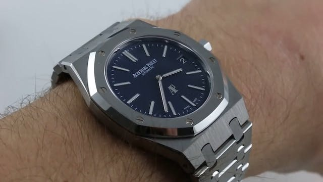 Audemars Piguet Royal Oak Ultra Thin ...