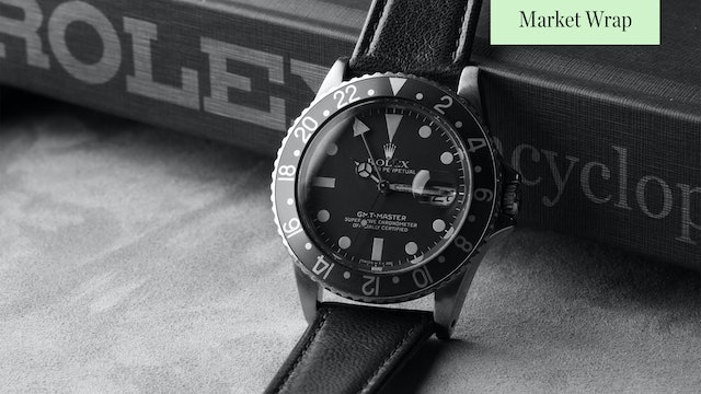 """Rolex """"Pepsi"""" and Patek 5712/1A 