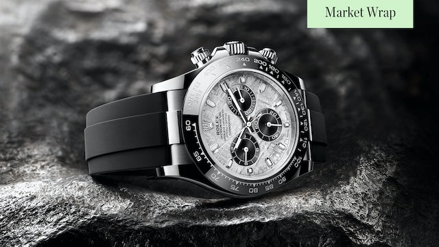 Rolex, Patek Philippe, and More: 2021 Watches & Wonders Releases and Reactions