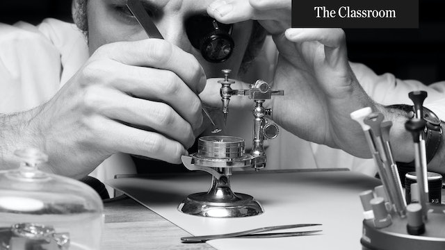 Famous Watchmakers Through History