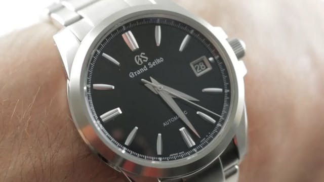 Grand Seiko Automatic (SBGR257) Luxur...