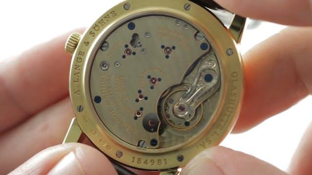 A. Lange & Sohne 1815 40mm (233.021) ...