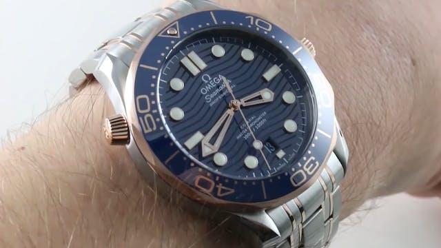 Omega Seamaster Diver 300M Profession...