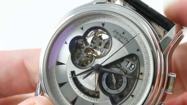 Zenith (El Primero) Chronomaster XXT ...