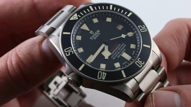 Tudor Pelagos LHD 25600TN-0001 Review