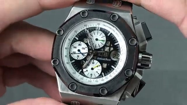 Audemars Piguet Royal Oak Offshore Ru...