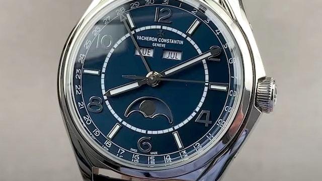 Vacheron Constantin FiftySix Complete Calendar 4000E/000A-B548