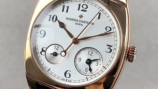 Vacheron Constantin Harmony Dual Time 7800S/000R-B140