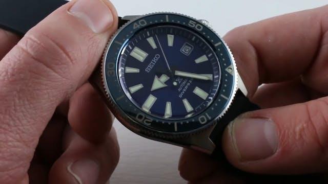 Seiko Prospex Diver SPB053 Review