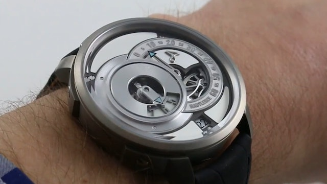 Hautlence Hlq 07 Classic Review