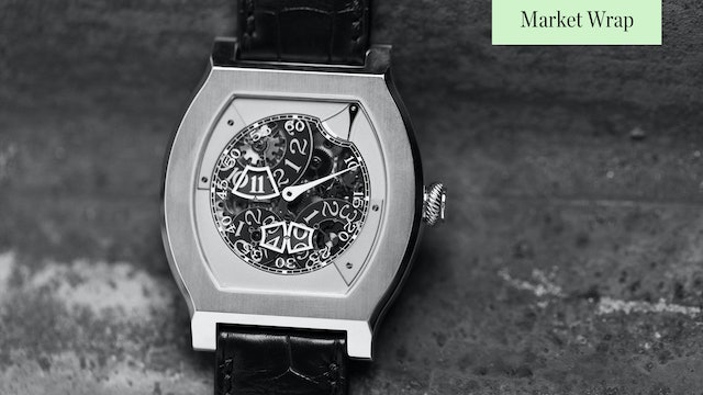 $1 Million Patek Philippe Minute Repeater | Exceptional Watch Buys | Market Wrap