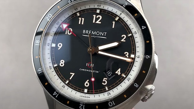 Bremont Ionbird 12020-B Review