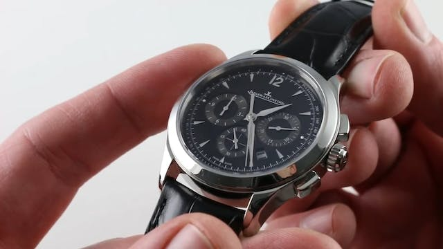 Jaeger Lecoultre Master Chronograph Q...