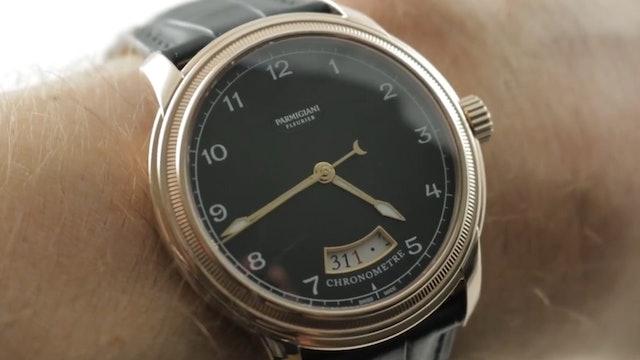 Parmigiani Fleurier Toric Chronometre (Pfc423 1601400 Ha1441) Review