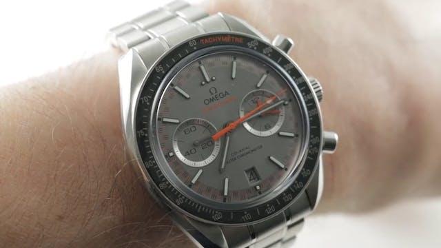 Omega Speedmaster Racing Chronograph ...