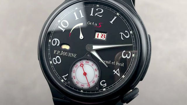 F.P. Journe Octa Sport Automatique