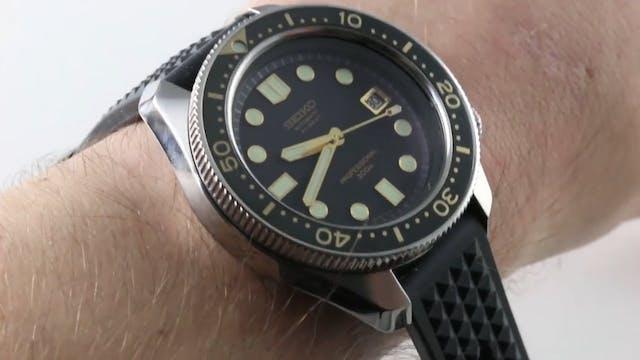 Seiko Prospex Hi Beat Dive Watch SLA0...