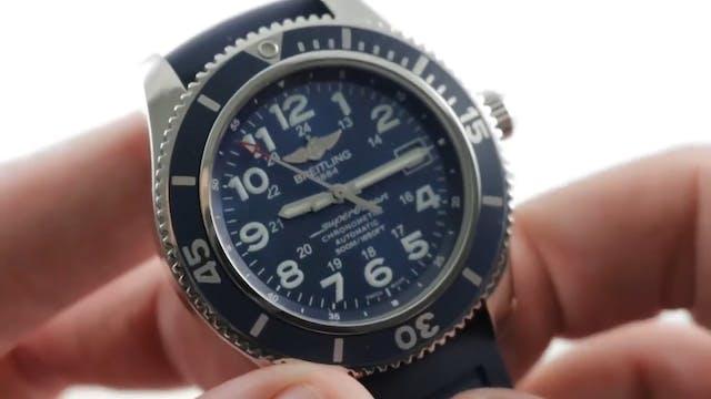 Breitling Superocean II 42 (A17365D1/...