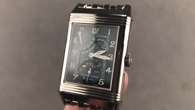 Jaeger Lecoultre Reverso Night And Day Q2753170 Review