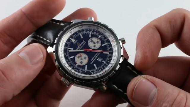 Breitling Chronomat Navtimer A4136012...