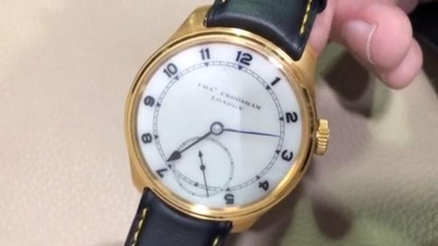 2019 Charles Frodsham Double Impulse Chronometer: Dubai Watch Week 2019