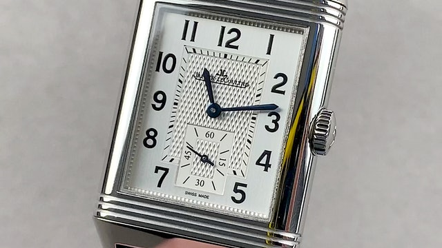 Jaeger-LeCoultre Reverso Classic Large Duoface Small Seconds Q3848420