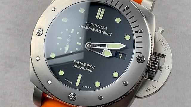 Panerai Luminor 1950 Submersible PAM 305