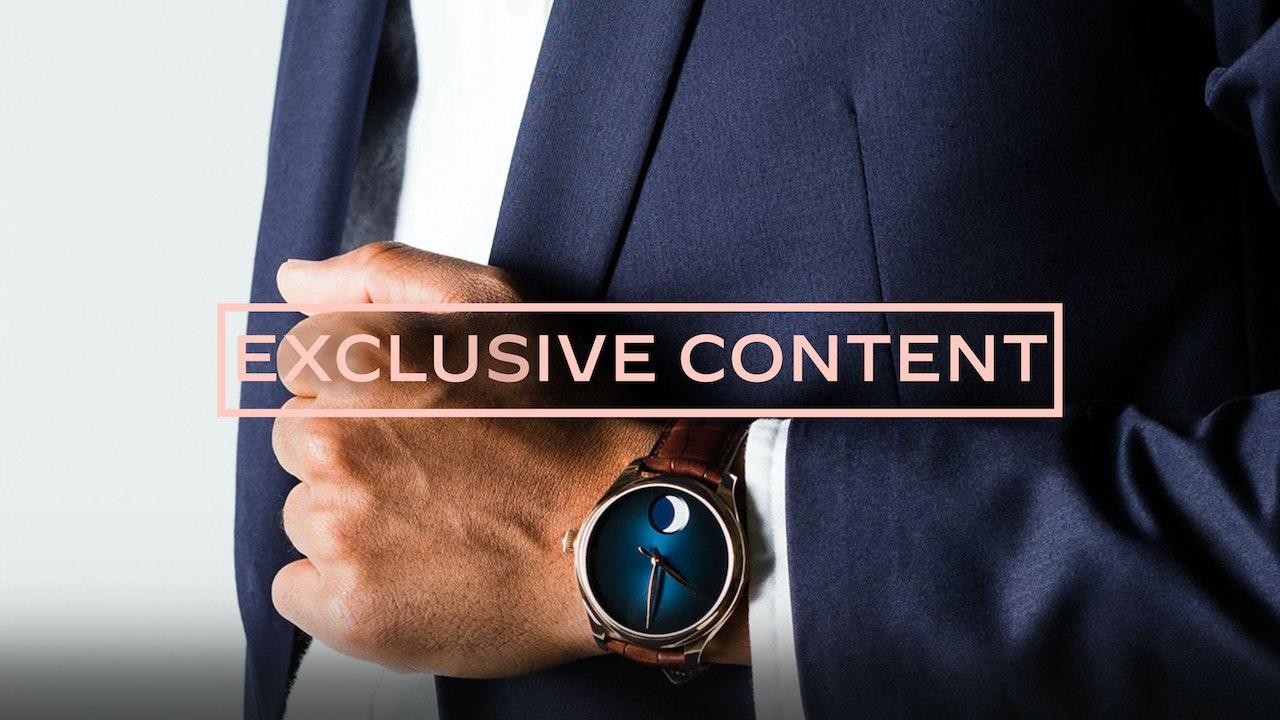 Exclusive Content