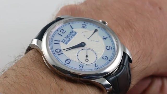 F.P. Journe Chronometre Souverain Review
