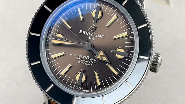Breitling Superocean Heritage '57 Out...