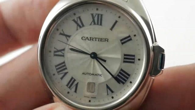 Cartier Cle De Cartier Automatic (WGcl0006) Cartier Watch Review