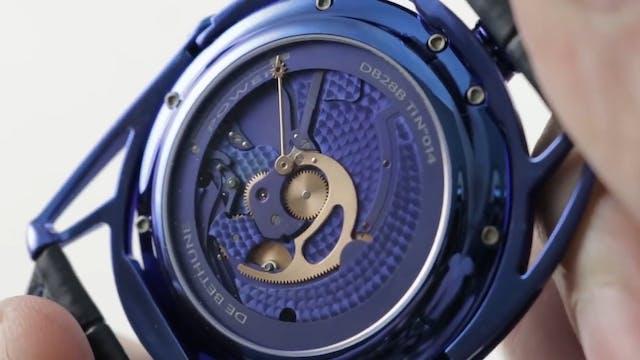 De Bethune Db28 Kind Of Blue (Db28Bti...