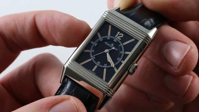 Jaeger Lecoultre Grande Reverso 1931 ...