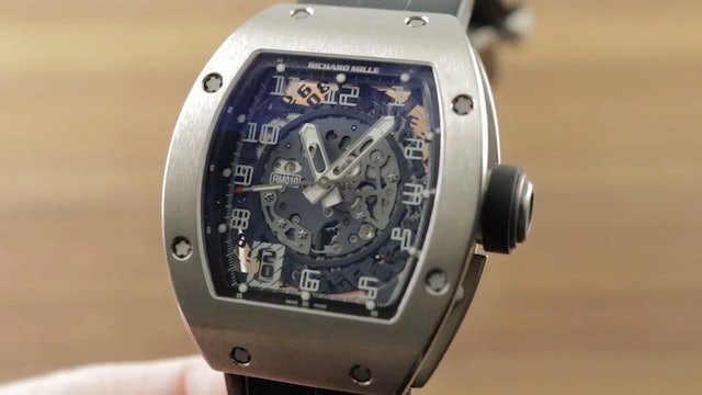 Richard Mille RM 010 (RM010) Review
