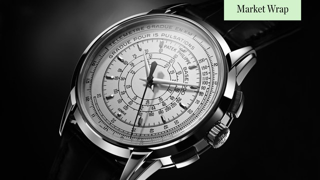 Patek Philippe Events | Dubai Watch Week | Rolex Cosmograph Daytona | Mkt Wrap