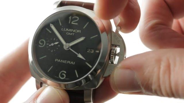 Panerai Luminor 1950 GMT (PAM 320) Re...