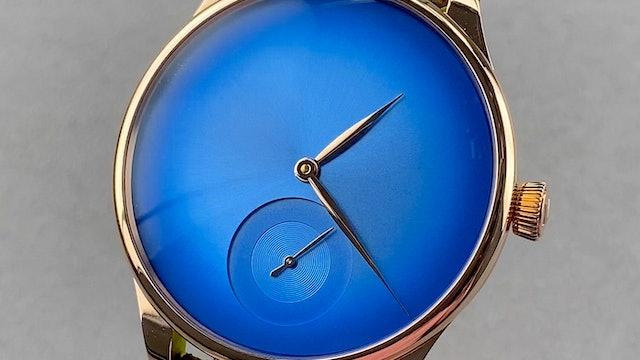 H. Moser & Cie Venturer Small Seconds XL 2327-0409