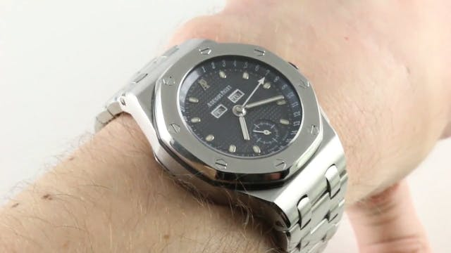Audemars Piguet Royal Oak Offshore Fu...