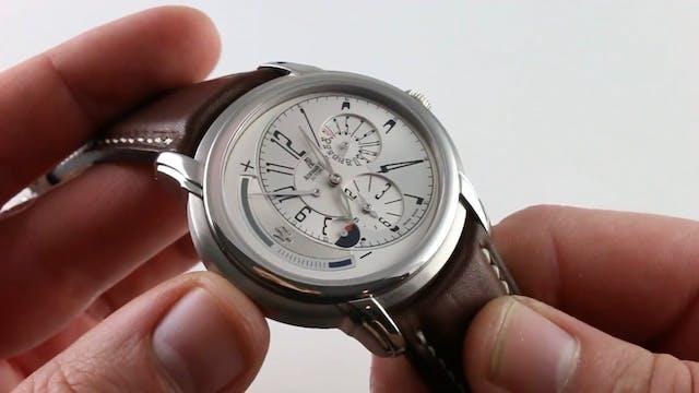 Audemars Piguet Millenary Dual Time M...