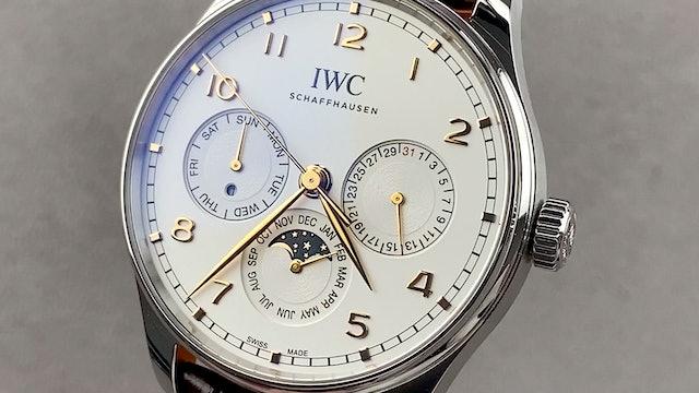 IWC Portugieser Perpetual Calendar 42 IW3442-03