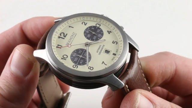 Bremont Alt1 Classic Chronograph Alt1...