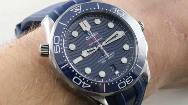 Omega Seamaster Diver 300M (210.32.42...