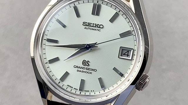 Grand Seiko Limited Edition SBGR091