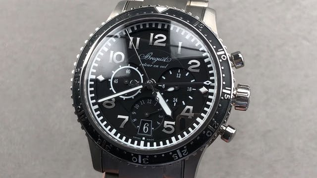 Breguet Type XXI Flyback Chronograph ...
