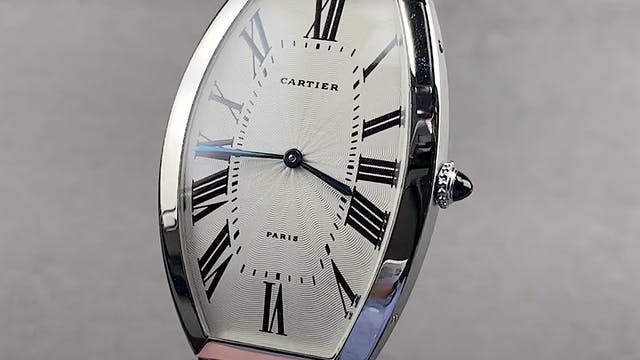 Cartier Tonneau Large Model W1528152