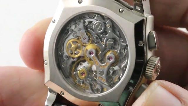 Roger Dubuis Sympathie Chronograph Bi...